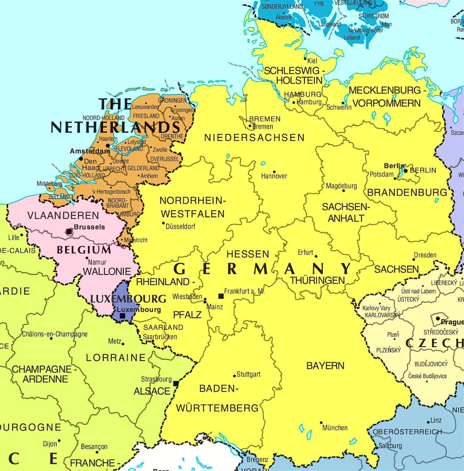 Saksan Kartta Google Maps