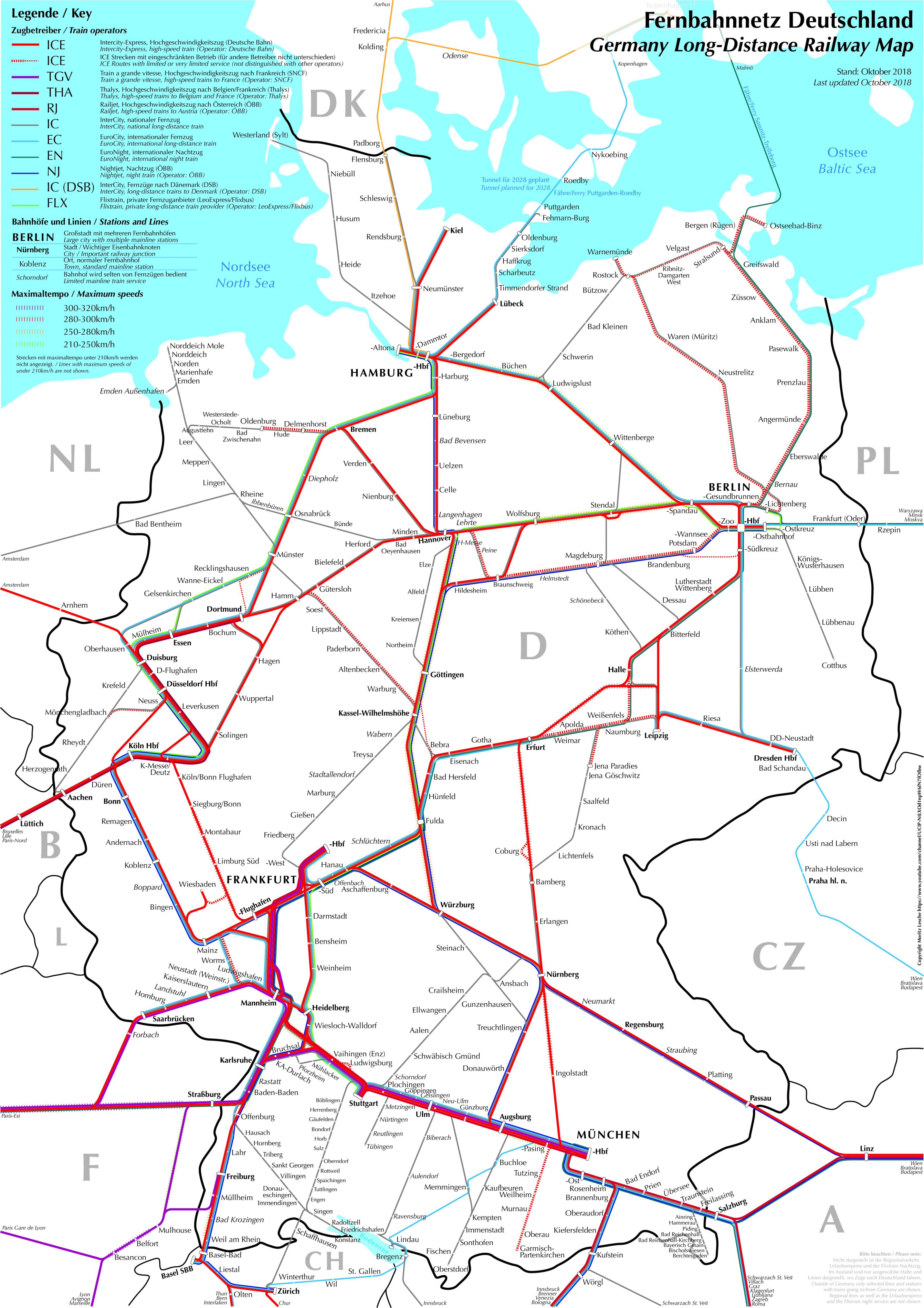 Germany Metro Map Germany Subway Map Western Europe Europe